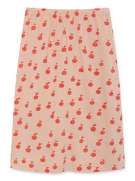 Bobo Choses - Apples Pencil Skirt, Rose Dust (119100)