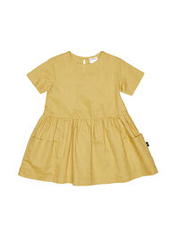 Huxbaby - Mustard Darcy Dress, Mustard