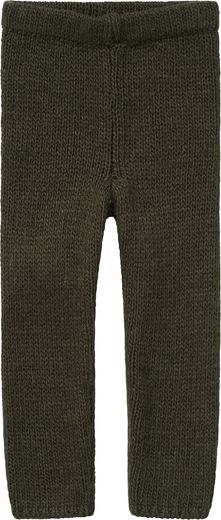 Maed for mini - Tense Turtle Knit Pants