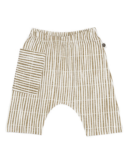 Mainio - Reed shorts, Whisper white