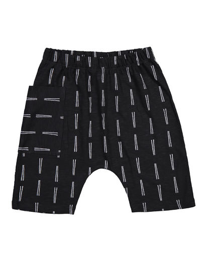 Mainio - Twigs shorts, Black