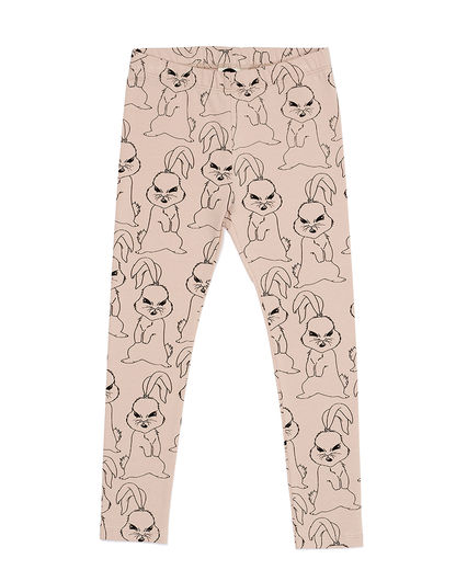 Mainio - Bunni leggings, Nude rose