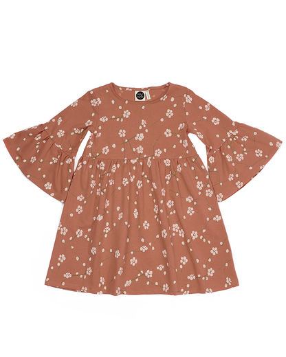 Mainio - Bloom dress, Rose