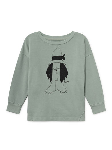 Bobo Choses - Paul s Round Neck Sweatshirt (119032)