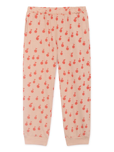Bobo Choses - Red Apples Tracksuit, Rose Dust (119070)