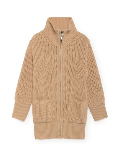 Bobo Choses - B.C. Zipped Cardigan