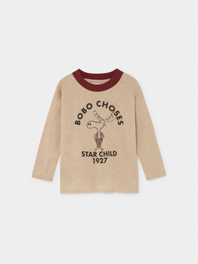Bobo Choses - The Moose Long Sleeve T-Shirt (219003)