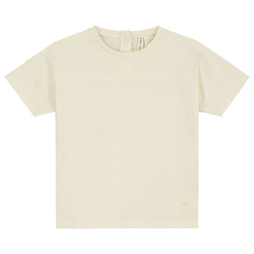 GRAY LABEL - Oversized Tee, Cream (GL-TOP054-CRE)
