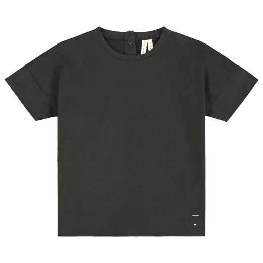 GRAY LABEL - Oversized Tee, Nearly Black (GL-TOP054-NBA)