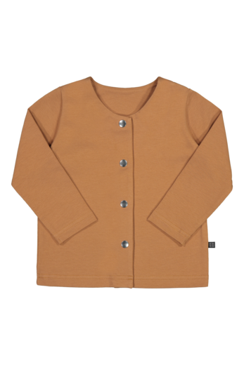 Kaiko - Button Shirt LS, Caramel