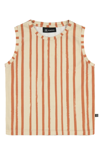 Kaiko - Tank Top, Boho Stripe