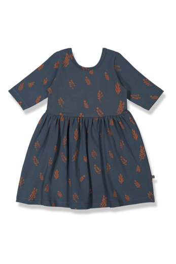 Kaiko - Vintage Leaf Dress