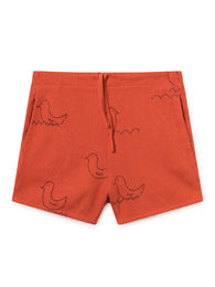 Bobo Choses - Geese Red Shorts (119059)