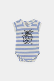 Bobo Choses -  Pineapple Short Sleeve Body 12000033