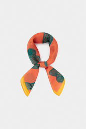 Bobo Choses -  All Over Bow Square Scarf 12011018