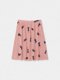 Bobo Choses - All Over Flags Midi Skirt (219073)