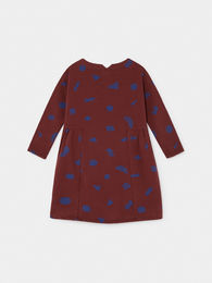 Bobo Choses - All Over Stuff Fleece Dress (219081)