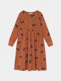 Bobo Choses - All Over Flags Jersey Dress (219085)