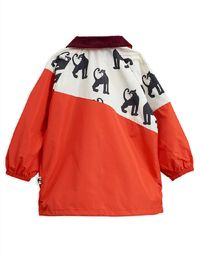 Mini Rodini - Lightweight coat, Red