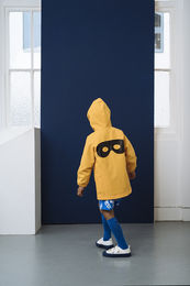Beau LOves - Rain Jacket, Yellow