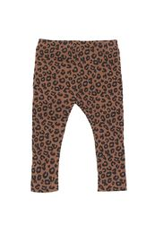 Maed for mini - Chocolate Leopard Pants