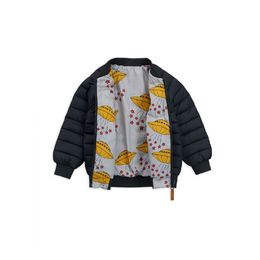 Mini rodini - Ufo insulator jacket, Grey