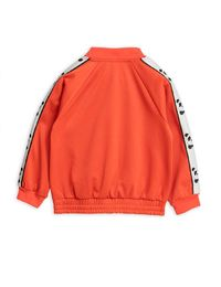 Mini Rodini - Panda wct jacket,  red