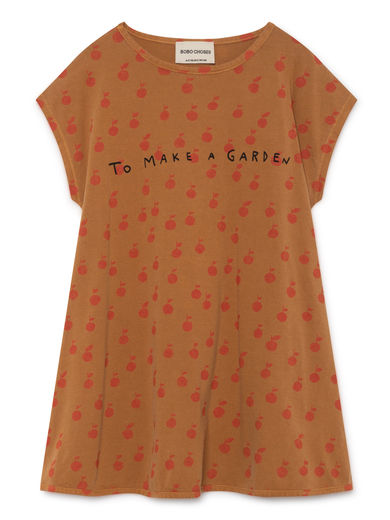 Bobo Choses - Apples Evase Dress (119086)