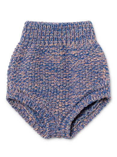 Bobo Choses - B.C. Knitted Culotte, Seaport (119125)