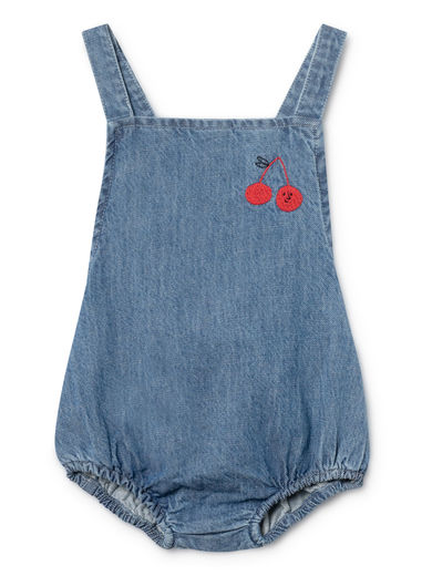 Bobo Choses - Cherry Romper, Ashley (119175)