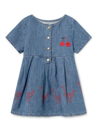 Bobo Choses - Geese Princess Dress (119215)