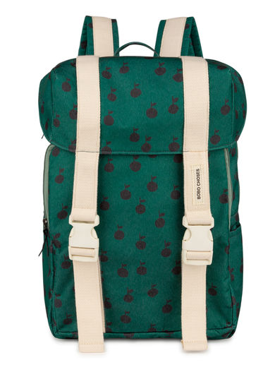 Bobo Choses - Apples School Bag, Frosty (119247)