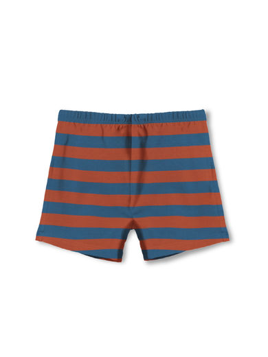 Bobo Choses - Stripes Swim Boxer, Seaport (119302)