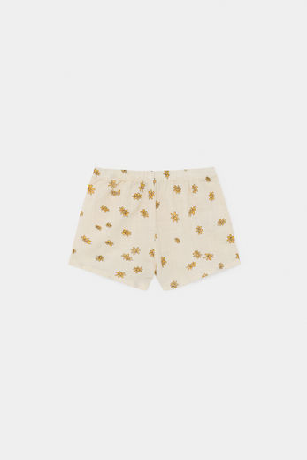 Bobo Choses - All Over Daisy Woven Shorts 12000057
