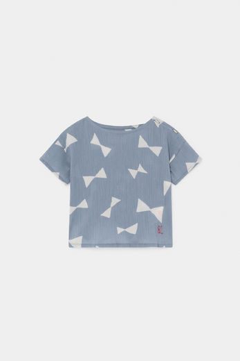 Bobo Choses -  All Over Bow Blouse 12000080