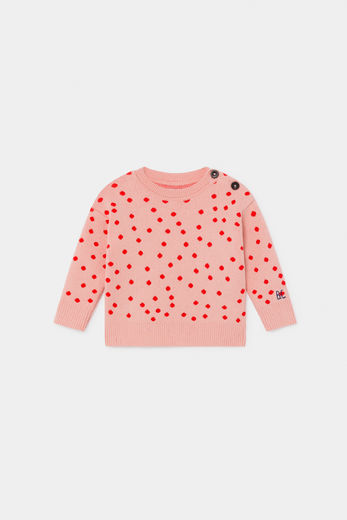 Bobo Choses - Dots Knitted Jumper 12000090