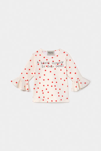 Bobo Choses - Dots Ruffle Swim Top UVP 50+, 12000111