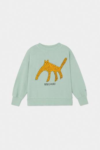 Bobo Choses - Leopard Sweatshirt 12001035