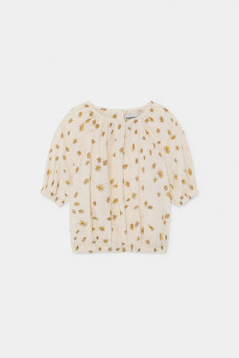 Bobo Choses -  All Over Daisy Blouse 12001058