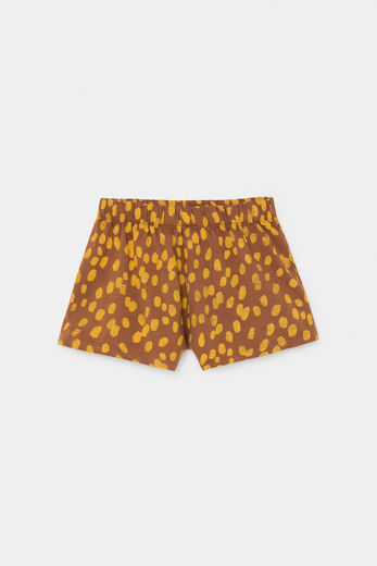 Bobo Choses -  Animal Print Jersey Short 12001065