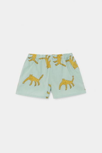 Bobo Choses - Leopards Woven Shorts 12001072
