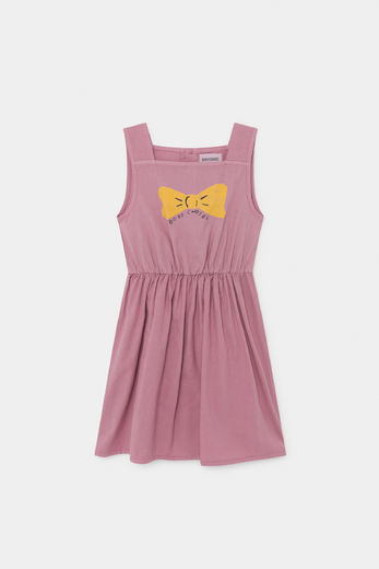 Bobo Choses - Bow Woven Dress 12001121
