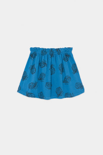 Bobo Choses - All Over Pineapple Jersey Skirt 12001126