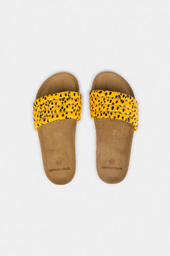 Bobo Choses -  All Over Leopard Sandals 12011027