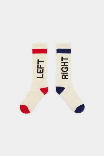 Bobo Choses - Left Right Long Socks 12011042