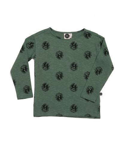 Mainio - Cone Shirt, Green