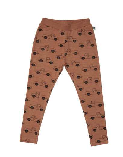 Mainio - Pick-Up Truck Pants, Pecan brown