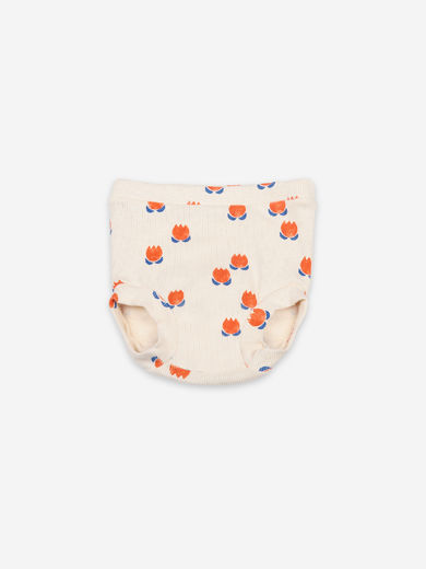 Bobo Choses - Chocolate Flowers All Over Culotte, 121AB045