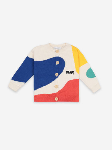Bobo Choses - Play Landscape Cardigan, 121AB076