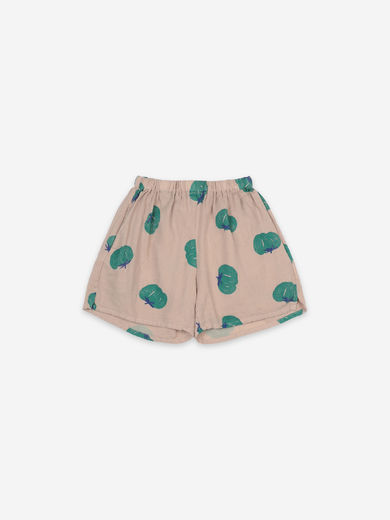 Bobo Choses - Tomatoes All Over Woven Shorts, 121AC073